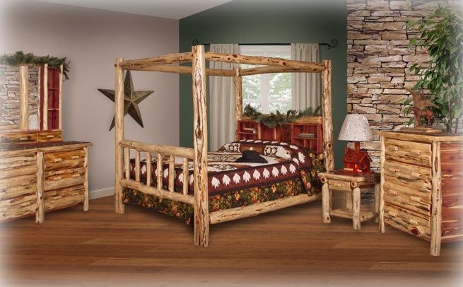 WildwoodRustics -Wildwood Rustics Handcrafted Rustic Log Furniture